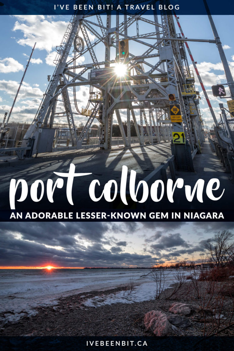 Looking for a hidden gem in the Niagara Region? You'll be planning a visit once you see all these things to do in Port Colborne! | Port Colborne Ontario | Ontario Travel | Places to Visit in Ontario | Things to Do in Niagara Region Canada | Lake Erie | Niagara Travel | Things to Do Near Niagara Falls Canada | #Ontario #Summer | IveBeenBit.ca