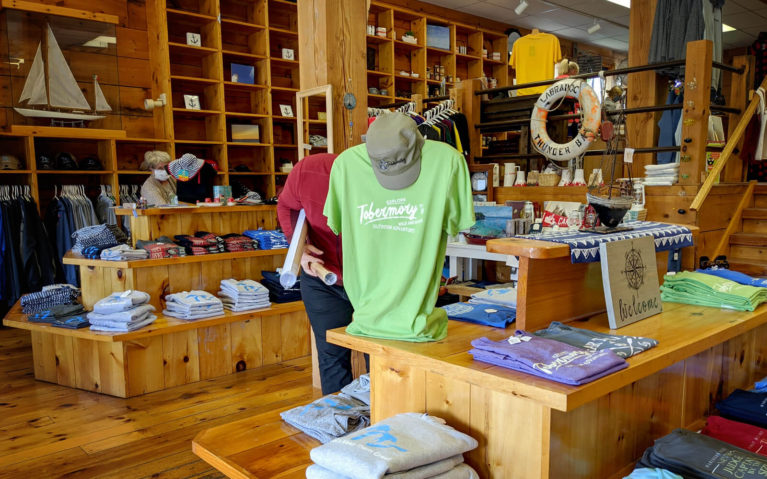 Inside One of the Stores in Tobermory :: I've Been Bit! Travel Blog