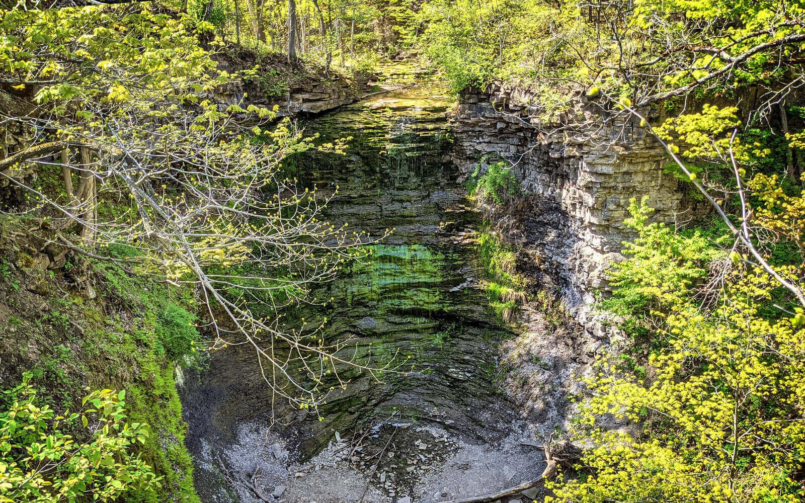 Short Hills Provincial Park Swayze Falls in Summer :: I've Been Bit! Travel Blog