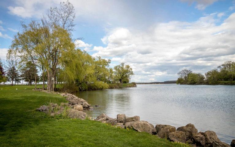 Kingsbridge Park in Niagara Falls :: I've Been Bit! Travel Blog