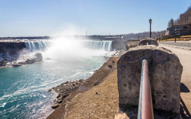 Niagara River Recreation Trail by Niagara Falls :: I've Been Bit! Travel Blog