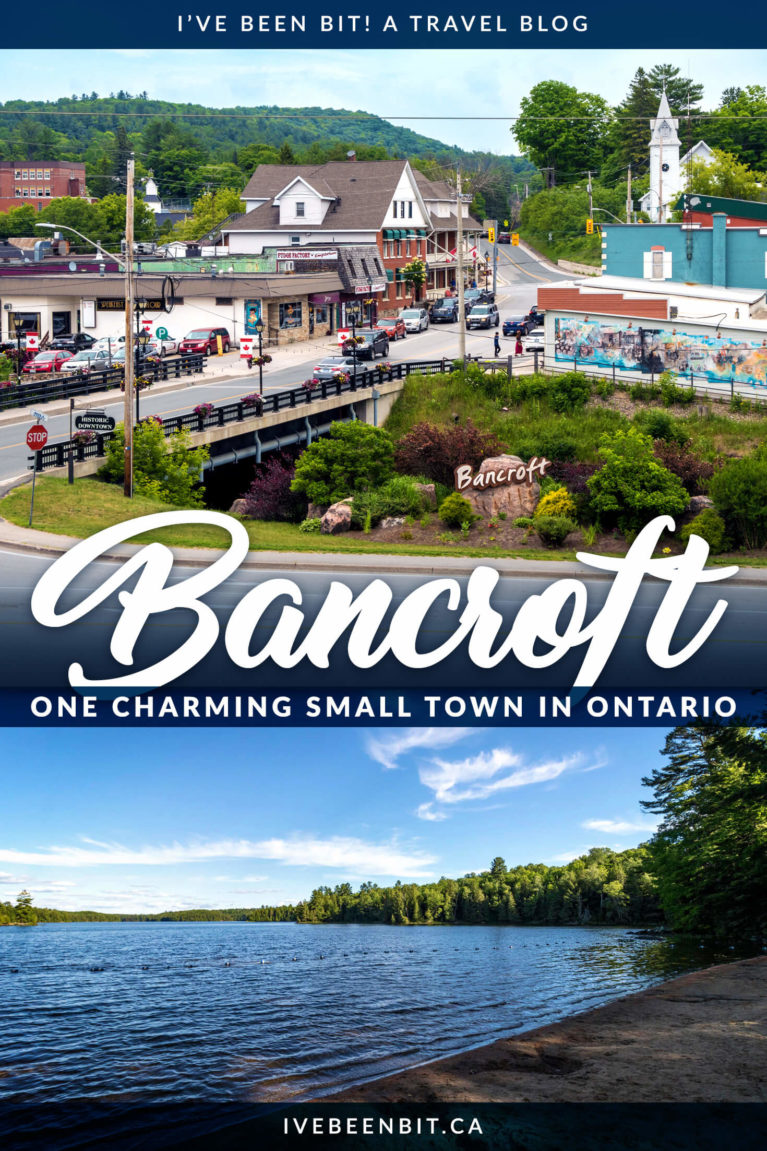 Looking for a fantastic Ontario road trip destination? How about some small town Ontario action? You won't want to miss all of the great things to do in Bancroft Ontario!   Summer Ontario Road Trips   Ontario Road Trip Weekend Getaways   Small Towns to Visit in Ontario   Best Small Towns in Ontario   Ontario's Highlands   Provincial Parks in Ontario   Ontario Hiking Trails   Ontario Travel Guides   #Ontario #Summer #RoadTrip