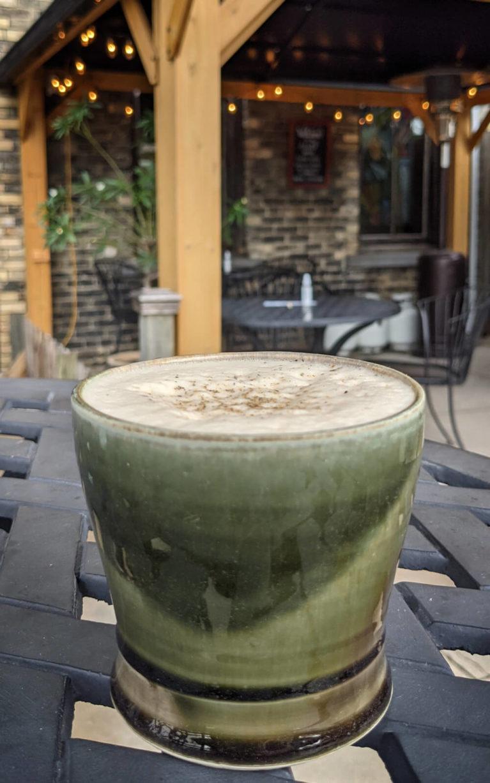Chai Latte at Revel Cafe in Stratford :: I've Been Bit! Travel Blog