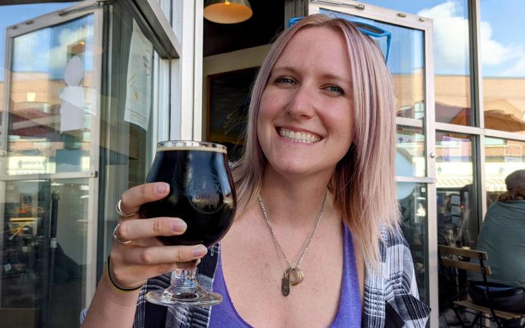 Lindsay Enjoy Some Stratford Craft Beer :: I've Been Bit! Travel Blog