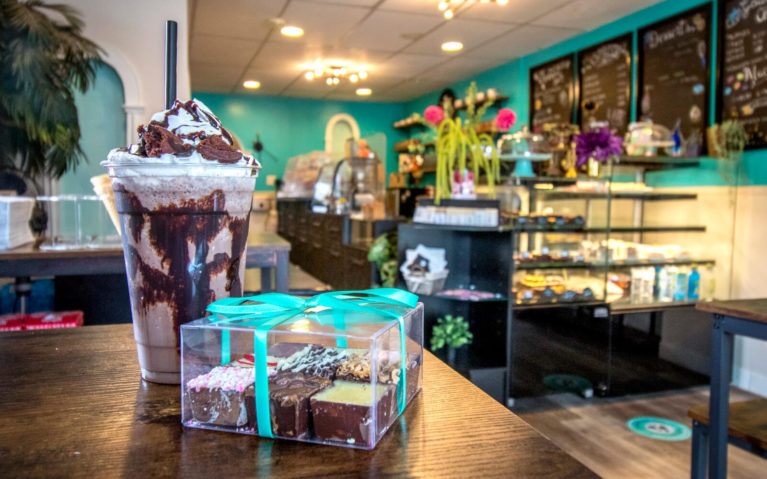 Treats from Miss Bailey Brown Chocolate :: I've Been Bit! Travel Blog