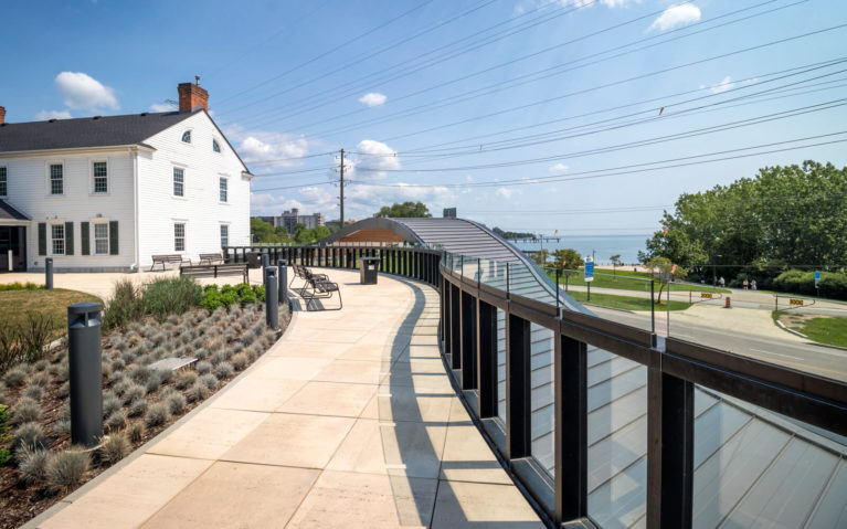 View From the Top of the Joseph Brant Museum :: I've Been Bit! Travel Blog