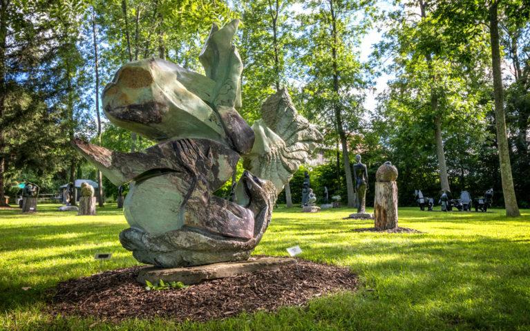 Some of the Beautiful Sculptures at ZimArt :: I've Been Bit! Travel Blog