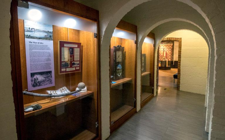 Inside the Lennox & Addington Museum & Archives :: I've Been Bit! Travel Blog
