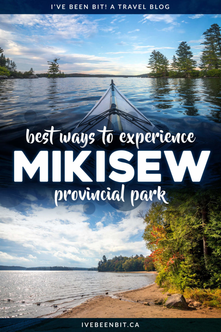 Wondering if you should visit Mikisew Provincial Park? The answer is YES! Check out all of the great things to do at Mikisew Provincial Park with this guide!   Ontario Parks   Ontario Parks Camping   Best Provincial Parks in Ontario   Northern Ontario Provincial Parks   Hiking in Ontario   Ontario Hiking Trails   Provincial Parks Ontario Camping   Camping in Ontario   Ontario Camping Trip   Kayaking in Ontario   @ontarioparks   #Travel #Ontario #Camping   IveBeenBit.ca
